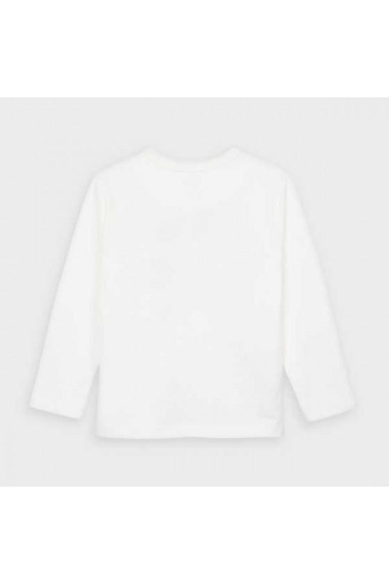 Camiseta m/l esquiador