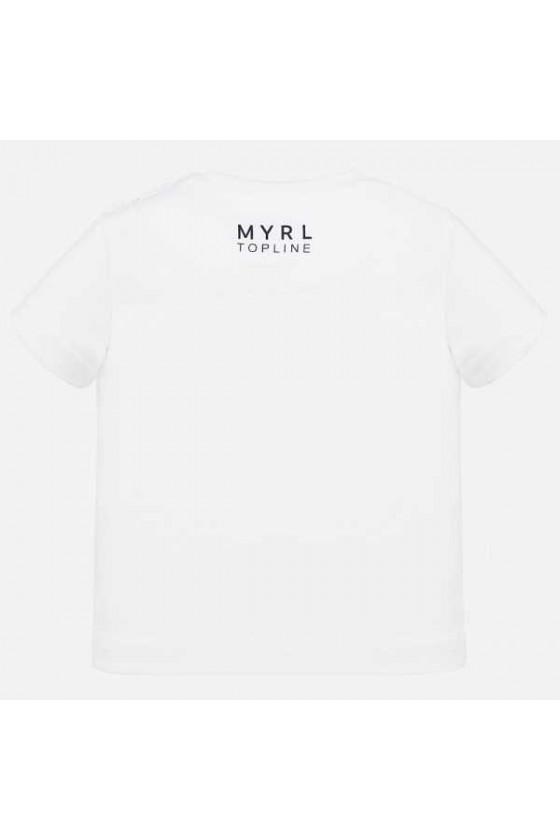 """Camiseta m/c """"top line"""""""