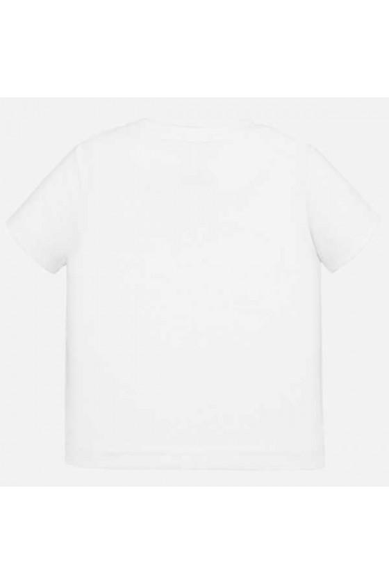 """Camiseta m/c """"M"""""""