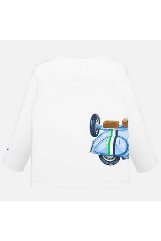 Camiseta m/l vespa