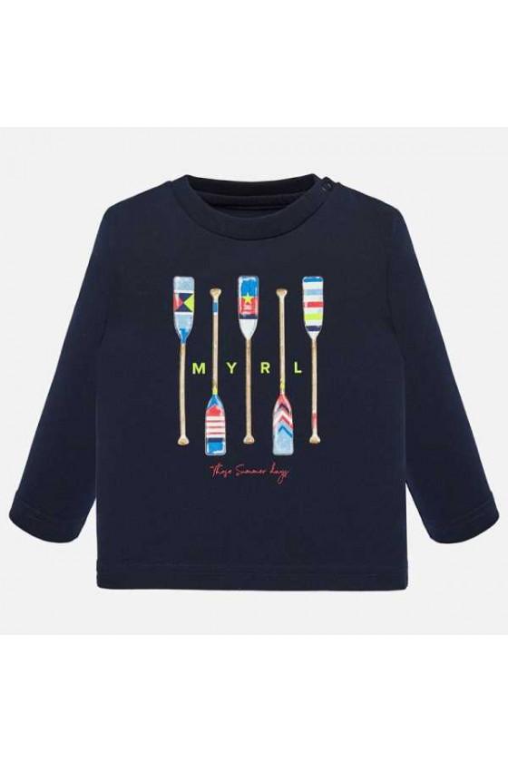Camiseta m/l remos