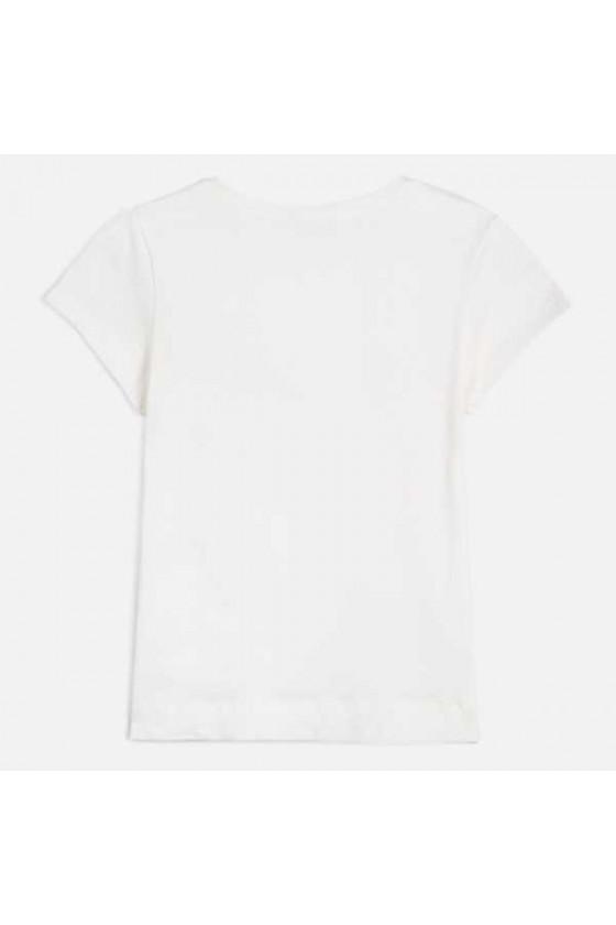 Camiseta m/c basica