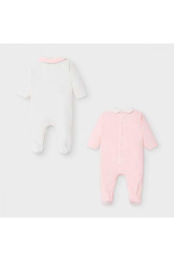 Set 2 pijamas tundosado