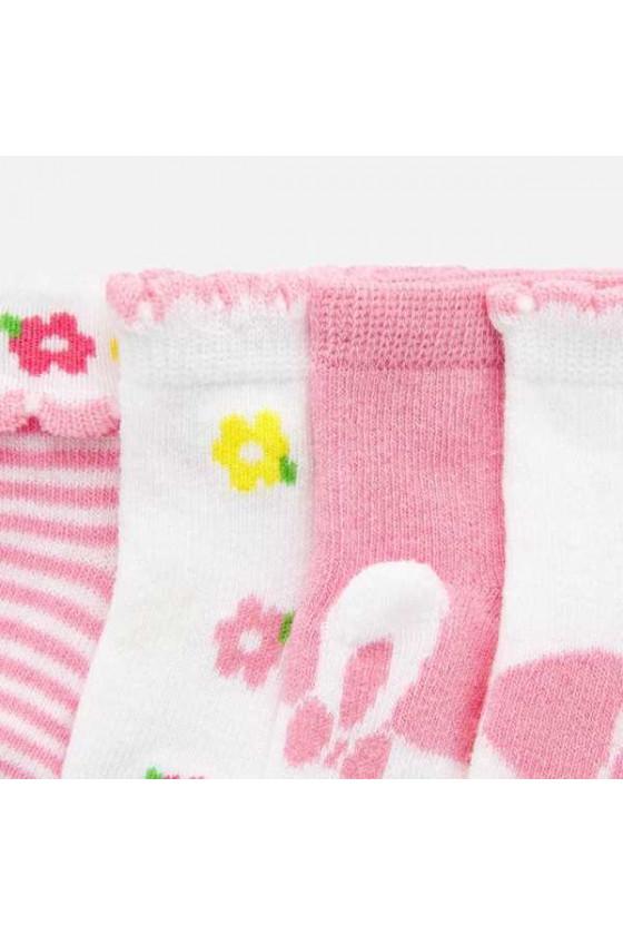 Set 4 calcetines
