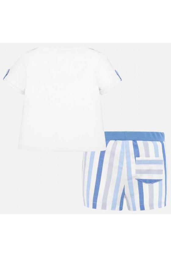 Conj pantalon corto