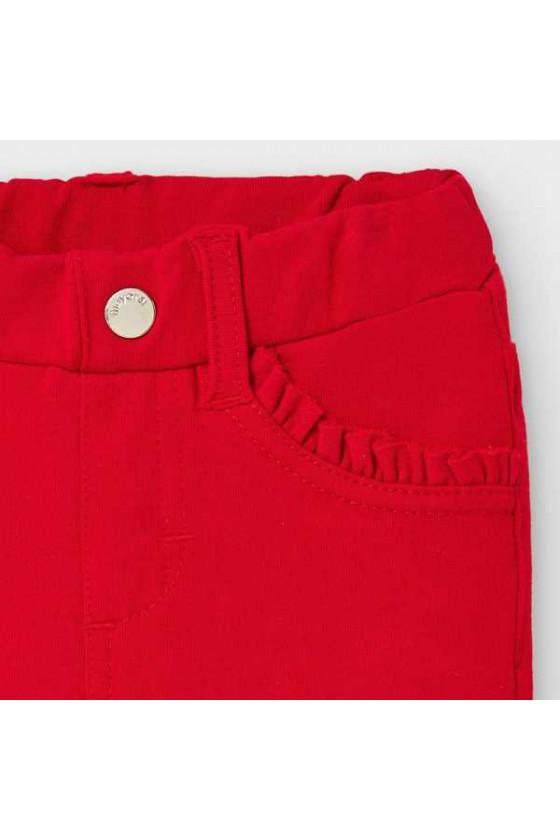 Pantalon felpa basico