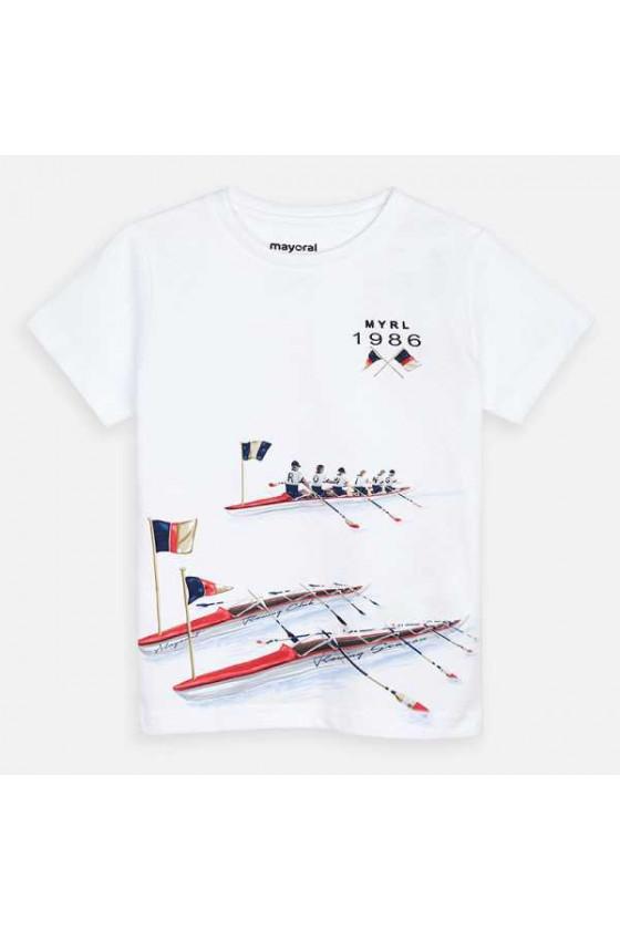 "Camiseta m/c ""rowing season"""