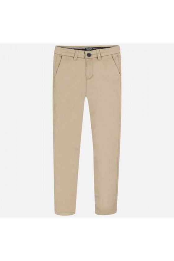 Pantalon chino basico
