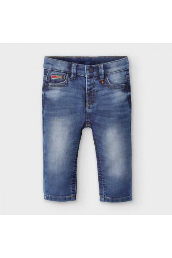 Pantalon soft denim (talla de 6 a 36 meses)