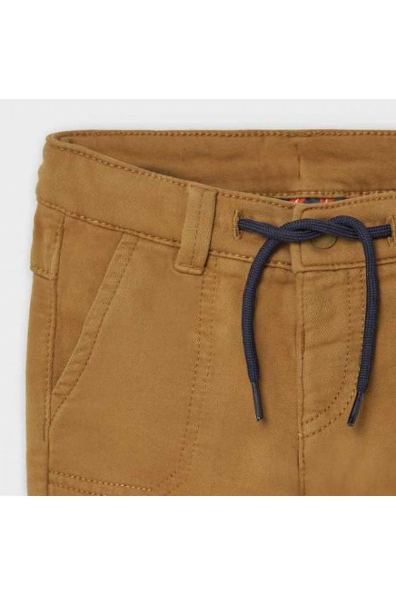 Pantalon soft regular fit (talla de 6 a 36 meses)