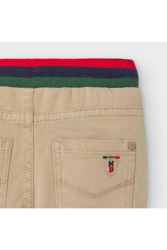 Pantalon 5b estructura patent (talla de 6 a 36 meses)