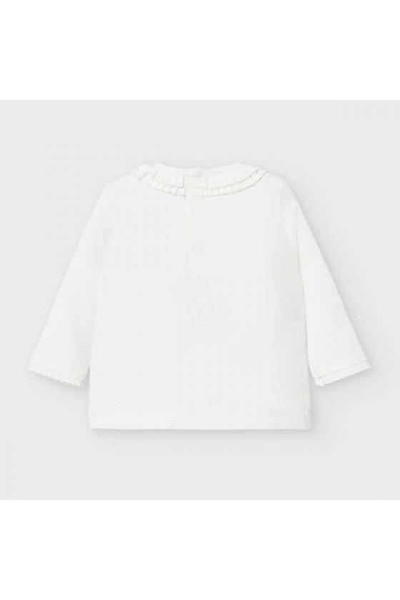 Camiseta m/l serigrafiada