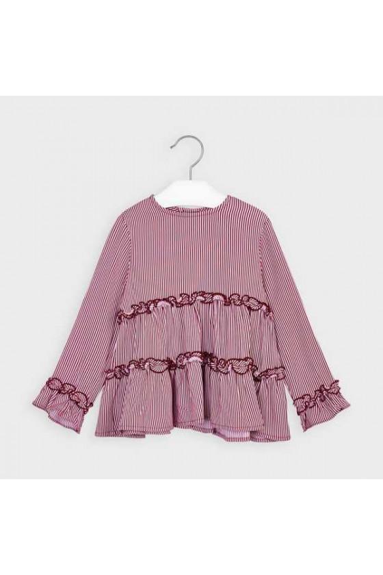 Blusa viella (talla de 2 a 9 años)