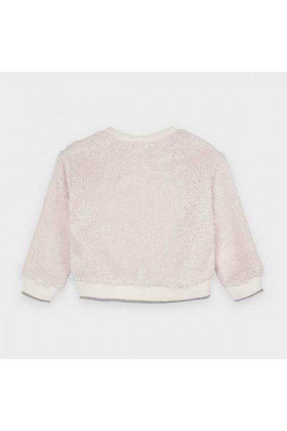 Pullover borreguito (talla 2 a 9 años)