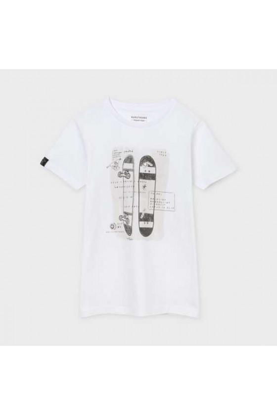 """Camiseta m/c """"skate"""""""