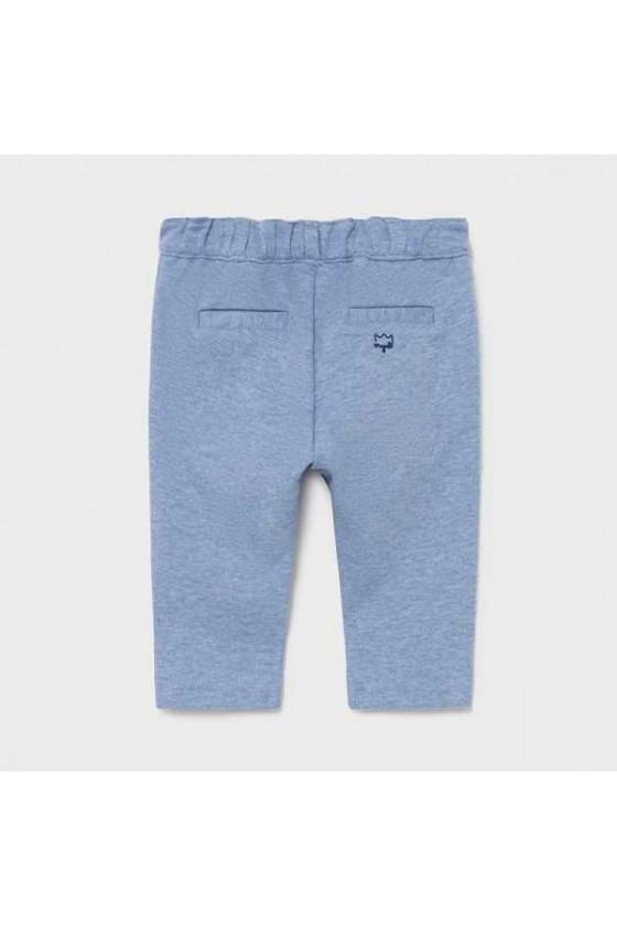 Pantalon largo punto roma