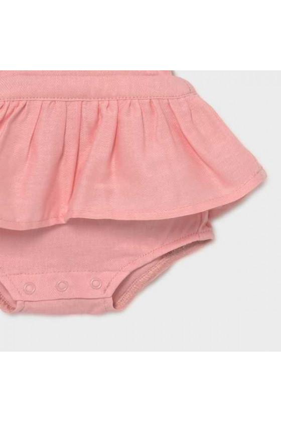 Conj falda y diadema