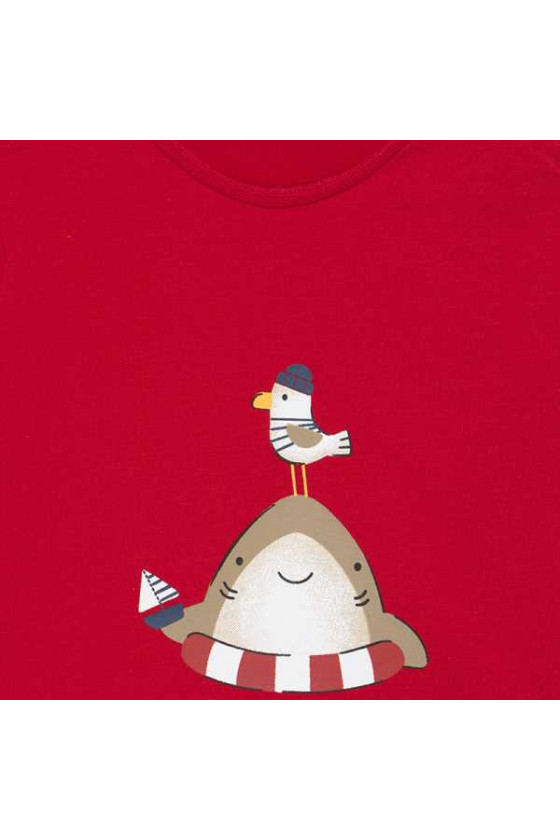 Conj baño y camiseta